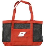 Nascar-Red-Tote-Bag