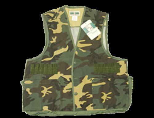 Camouflage Vest 2