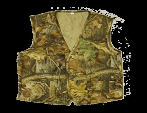 Camouflage Vest 3